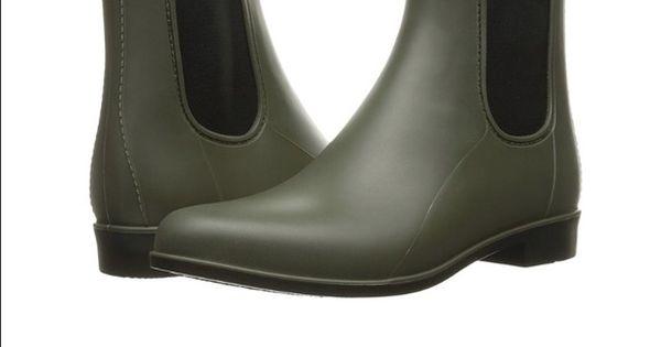 Sam Edelman Chelsea Ankle Rain Boot NWT