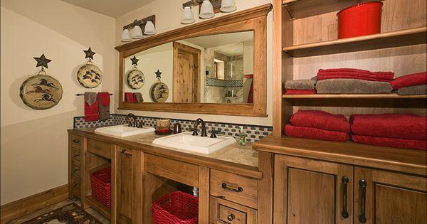 bathroom idea western ideas pinterest basements