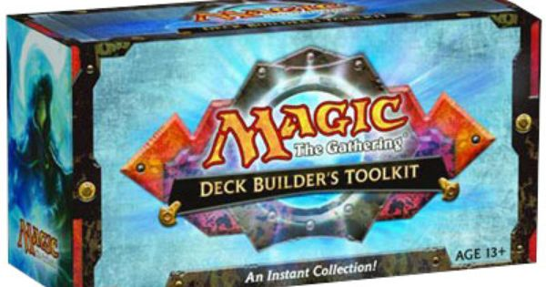 More Magic The Gathering Graphic Design Cards Building A Deck Deck Builders
