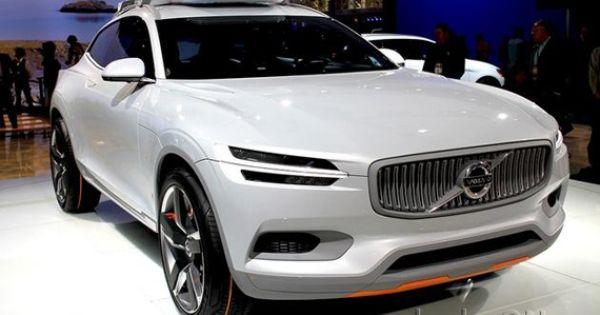 Дебют концепта купе Volvo Concept Xc Coupe на Детройтском автосалоне Вольво Платформа Модели