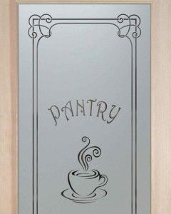 Espresso Pantry Doors Etched Glass By Sans Soucie Etched Glass Door Glass Pantry Door Frosted Glass Pantry Door