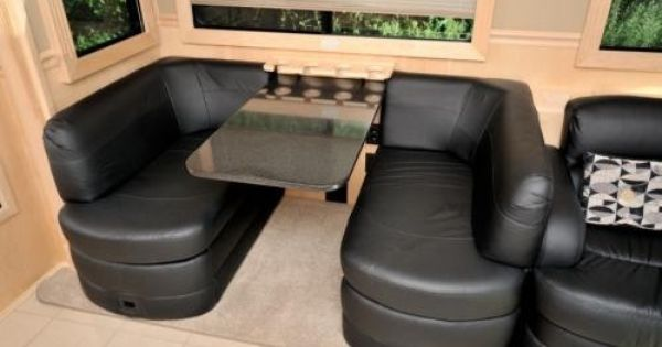 Flexsteel Dinettes Rv Furniture Rv Living Pinterest Rv Products And Toy Hauler