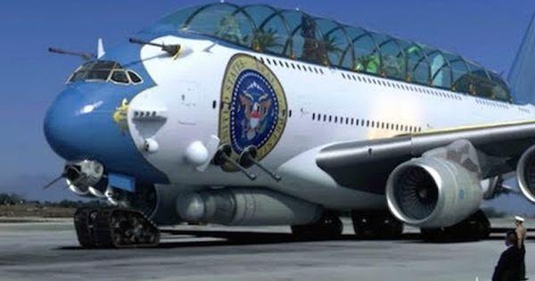 air force 1 americain