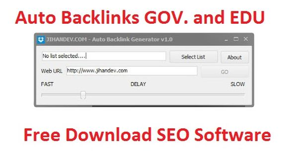 Download Auto Backlink Generator Software For SEO | Free Net