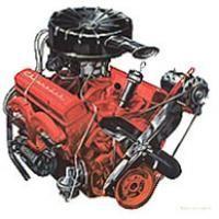 Chevy 283 Cid V 8 Engine Chevy Motors Chevy Engineering