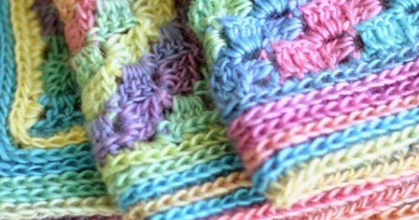 Crochet Pattern For Summer Baby Blanket : Spring into Summer Blanket FREE crochet pattern by Susan ...