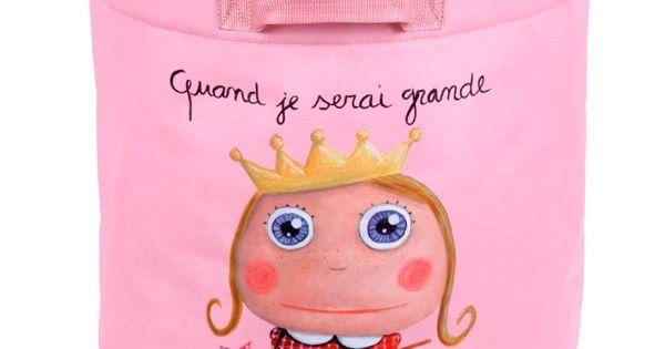 Sac jouet quand je serai grande je serai princesse for Quand ramasser les coings