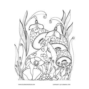 Pin On Free Adult Coloring Printables