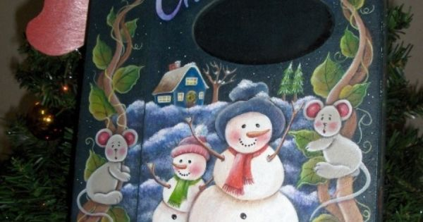 Snowman tole paintings free tole painting projects - Painting tool avis ...