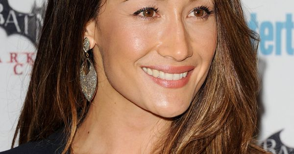 Maggie Q Hairstyle: COOL ☀☀☀VISION ESTHETIC CREATIVE