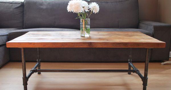 black iron furniture