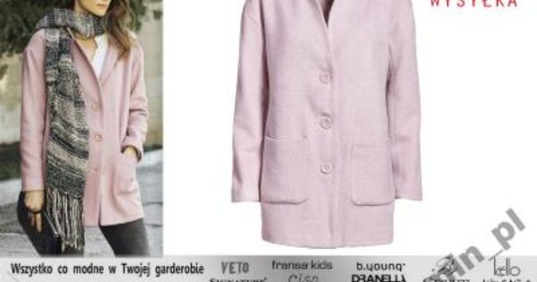Fransa Plaszcz Damski Futerko Welna Oversize 40 L 5825155142 Oficjalne Archiwum Allegro Coat Fashion Lab Coat