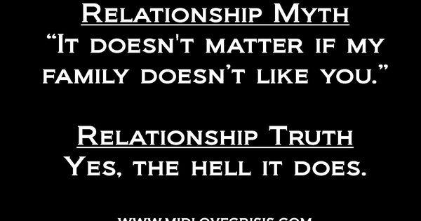 relationships love info myths