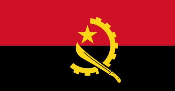 angolian flag