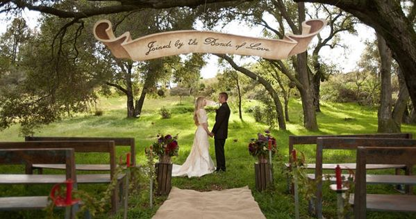 A Princess Bride inspired theme wedding, looks amazing. Photography copyright Ashley Bee.