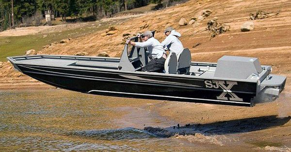 | Shallow Water Aluminium Jet Boat | Shallow Water ...