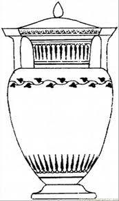 Resultado De Imagem Para Greece Coloring Book Greek Pottery