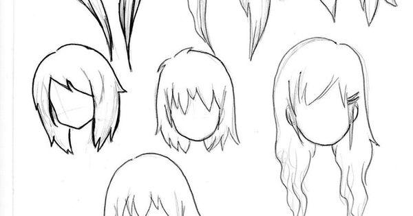chibi hairstyles drawing pinterest chibi drawing