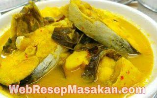 Gulai Ikan Patin Ikan Resep Masakan Malaysia Resep Ikan Resep Seafood
