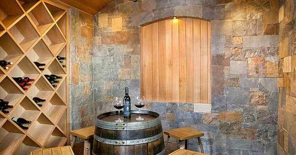 r ussir l 39 am nagement de ma cave vin cave d gustation. Black Bedroom Furniture Sets. Home Design Ideas