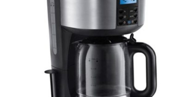 Russell Hobbs Buckingham Digital Filter Coffee Machine 20680