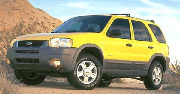 2001 Ford Escape Keyless Remote Programming Dengan Gambar