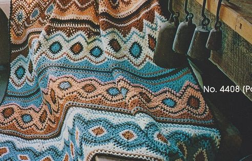 Crochet Patterns Navajo Afghan : Navajo, Afghans and Afghan patterns on Pinterest