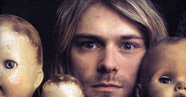 Curt Cobain by Mark Seliger