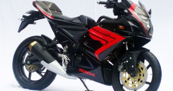 Modifikasi Motor Honda Cs One Honda Motor Motor Honda