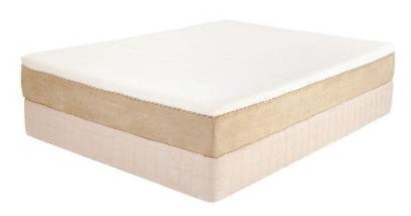 Parklane Mattresses F0M3874 Twin Size 10 Memory Foam