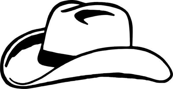 Pictures Of Cowgirl Hats Cowboy Hats Cowboy Hat Drawing Cowboy Quilt