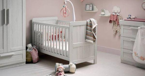 Atlas Kinderbett 3 Teiliges Kinderzimmer Set Nimbus Weiss Mamas Papas Kinder Bett Nursery Furniture Sets Baby Furniture Sets Nursery Furniture
