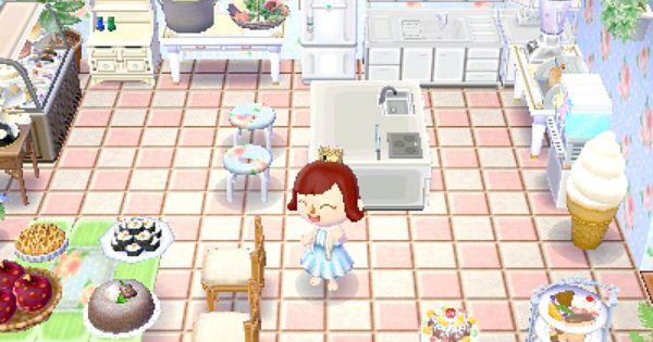 Room Inspiration Cozy Pastel Kitchen どうぶつの森 ハッピー