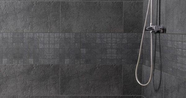 Carrelage mural vestige premium en gr s c rame maill for Carrelage sol et mur salle de bain