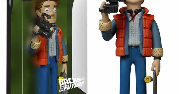 Back To The Future Marty Mcfly Natty Toys Pinterest
