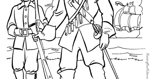 plymouth rock coloring pages - photo#37