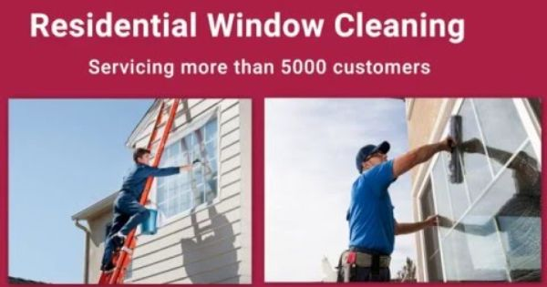 Avail Residential As Well As Strata Window Cleaning Sydney Through A Team Of Experienced Cleaners Window Cleaner Window Cleaning Services Cleaning
