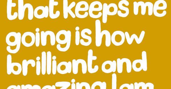 Self Motivation.....