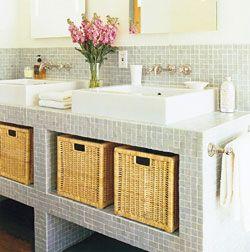 Comment faire un meuble de salle de bain ? | Salle de bain ...