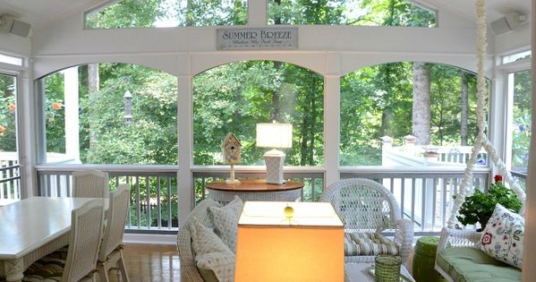 Screened in porches how much do they cost to build for How much does it cost to build a front porch