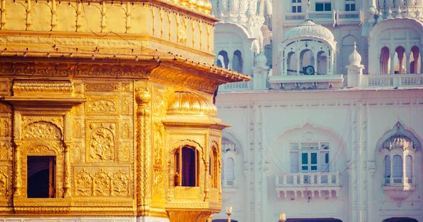 The Golden Temple Amritsar India (Sri Harimandir Sahib Amritsar) is not only
