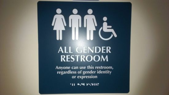 20 Funny Bathroom Signs 4 Is A Lawsuit Waiting To Happen Gender Neutral Bathroom Signs All Gender Restroom Friday Funny Pictures