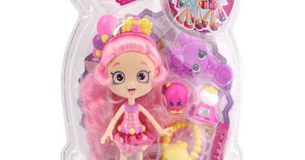 Shopkins single pack season 1 shoppies bubbleisha shopkins