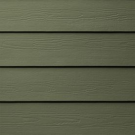 James Hardie Hardieplank Primed Mountain Sage Cedarmill Lap Fiber Cement Siding Green House Exterior Green Exterior House Colors Outside House Colors