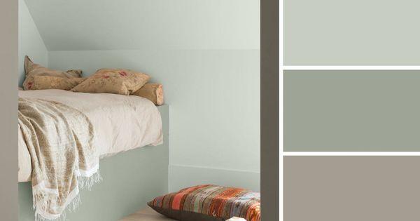 Quelle couleur de peinture pour une chambre entr es et for Quelle couleur de peinture pour une chambre
