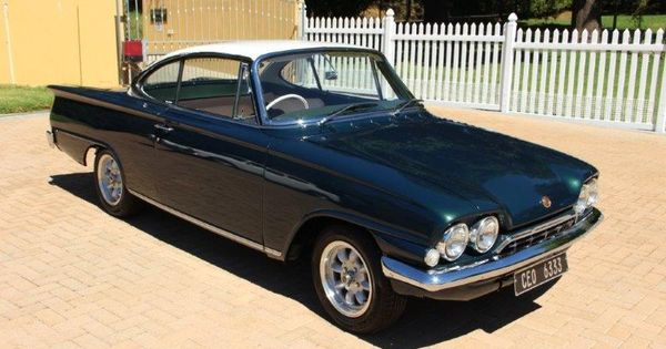 Ford Consul Capri In Cape Town South Africa Classic Cars