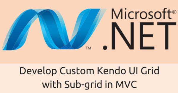 learning kendo ui web development pdf free download