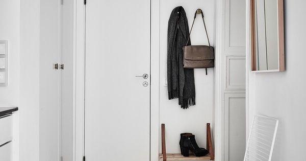 diy skohylla med l derkonsoler trendenser inredning design och hemmagjord. Black Bedroom Furniture Sets. Home Design Ideas
