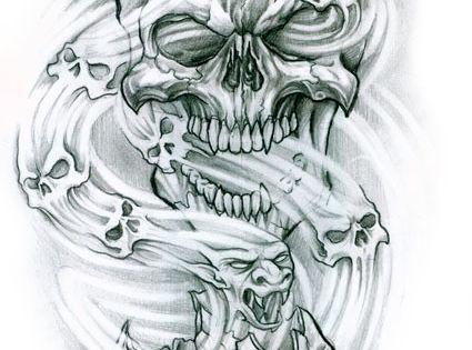 tattoo biomechanical skull google search tattoos pinterest totenk pfe totenkopf tattoos. Black Bedroom Furniture Sets. Home Design Ideas