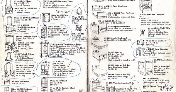 Lexington Victorian Sampler Collection Original Brochure